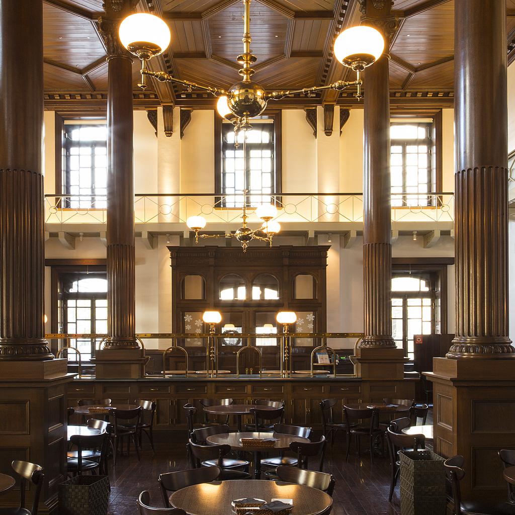 アートとカフェは切り離せない。素晴らしいアートスポットにある素晴らしいカフェたち