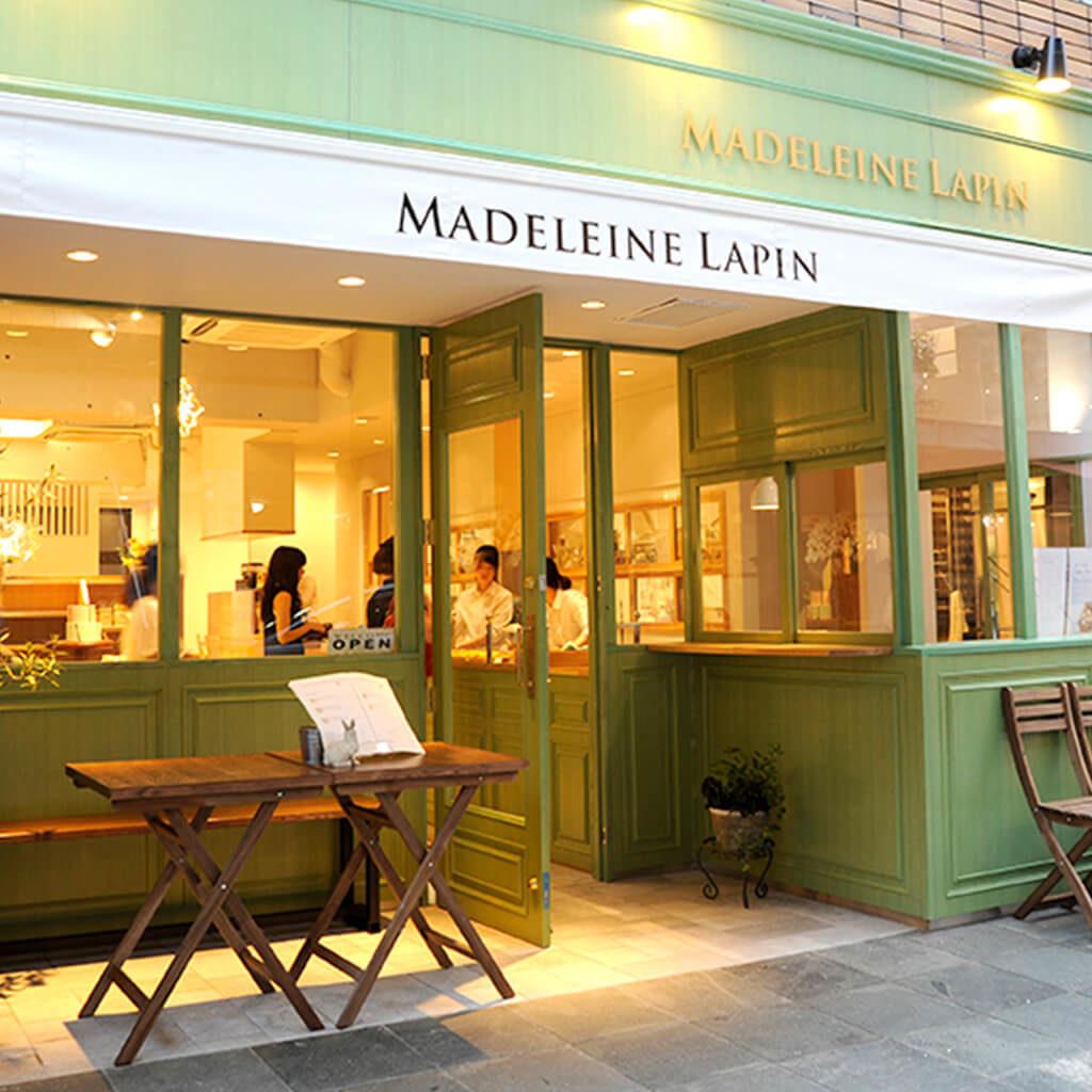 MADELEINE LAPIN外観