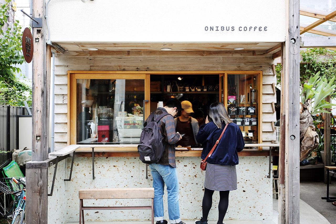 ONIBUS COFFEE 中目黒(オニバスコーヒー)