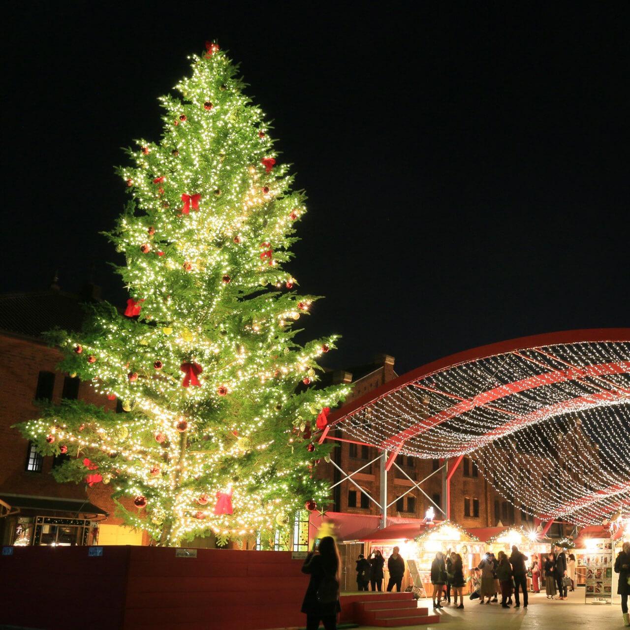 今年も本場ドイツのクリスマス気分を。横浜赤レンガ倉庫で「クリスマスマーケット」が開催中