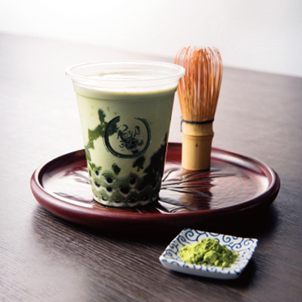 究極の日本茶とタピオカのコラボ。和を感じるタピオカドリンク専門店が、浅草にオープン
