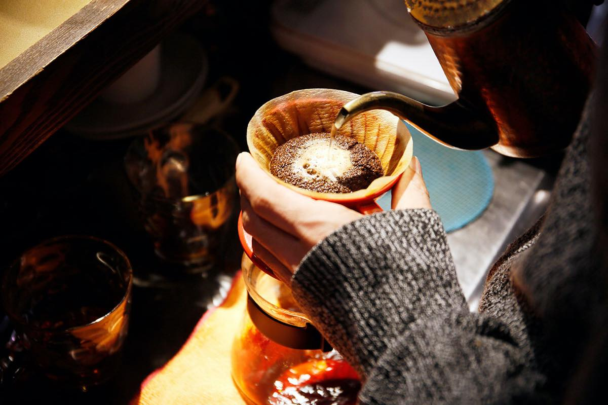 中目黒と代官山にコーヒー文化を定着させた、'流儀'という名のカフェ