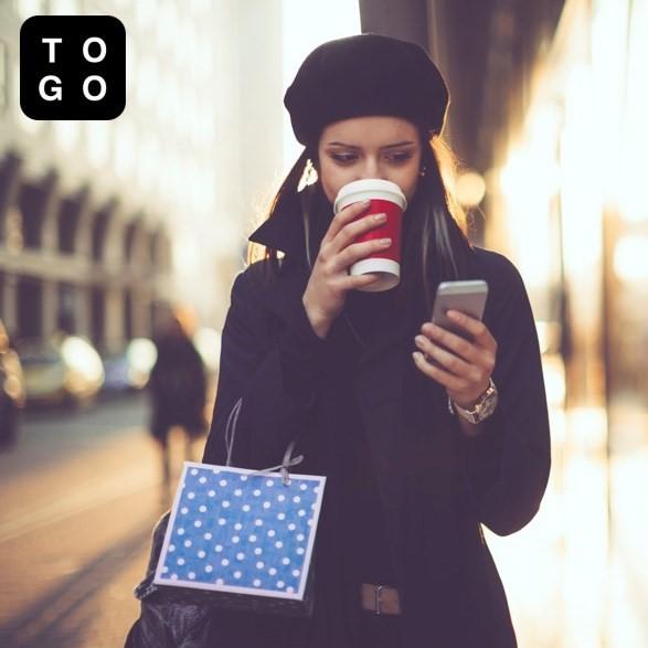 人気店のコーヒーを並ばずにテイクアウトできるアプリが登場。しかも初回1杯目は無料に