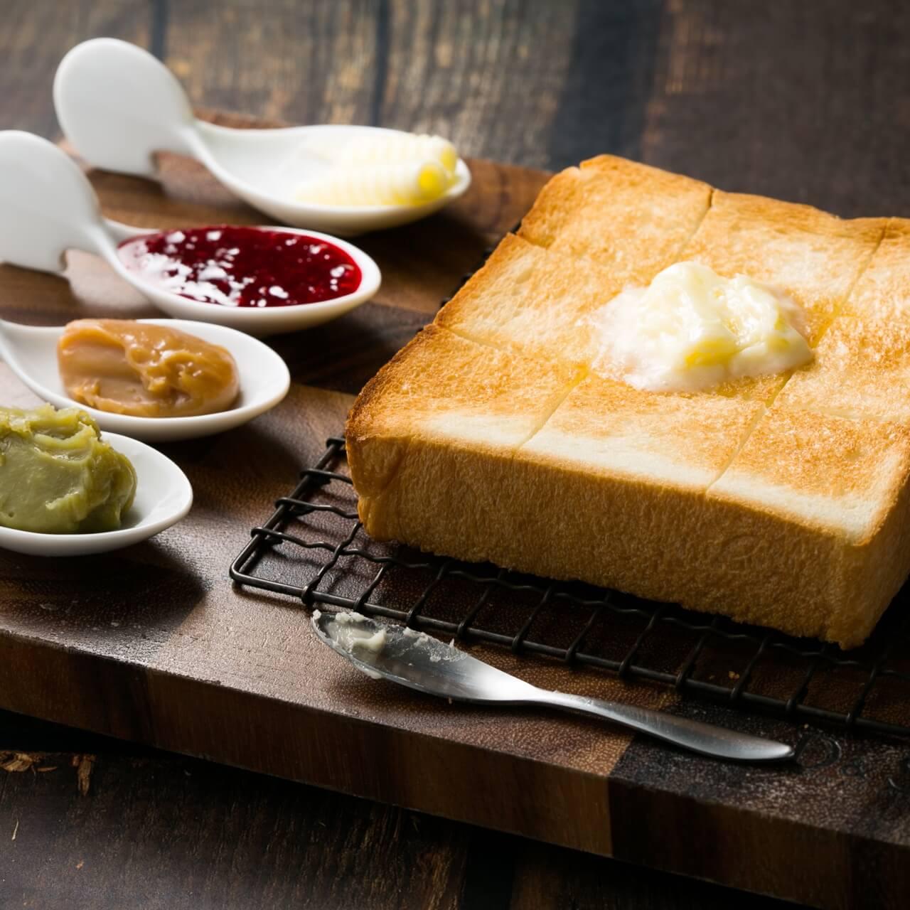 新年の手土産にも。高級食パン専門店「嵜本」で3日間限定の食パンが発売