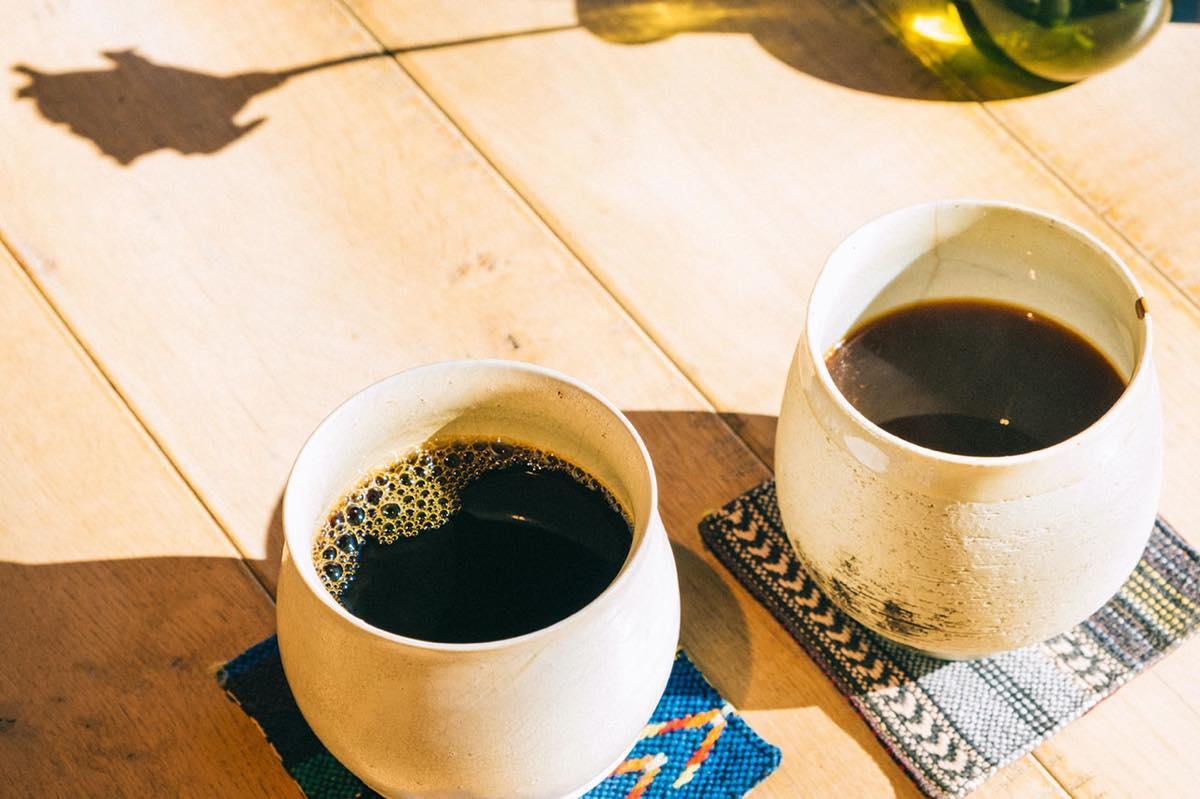 コーヒー愛に目覚めた元教師が作った、陽だまりのようなカフェ