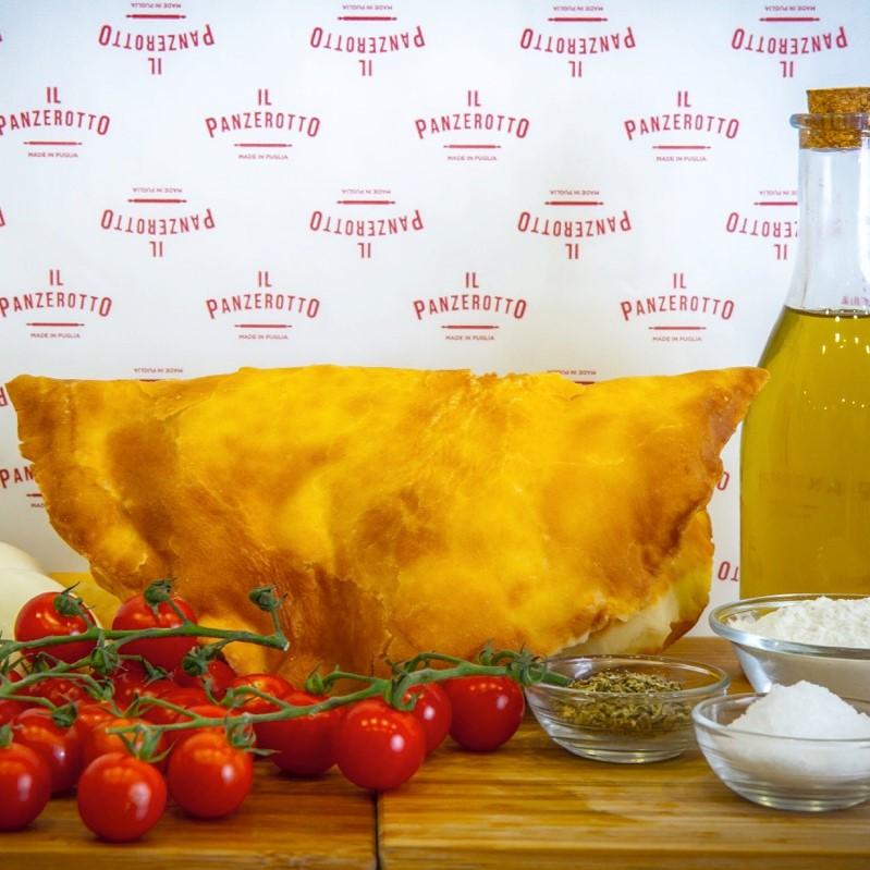 代官山でイタリアのソウルフードを堪能。包み揚げピザ専門店「IL PANZEROTTO」が日本初上陸