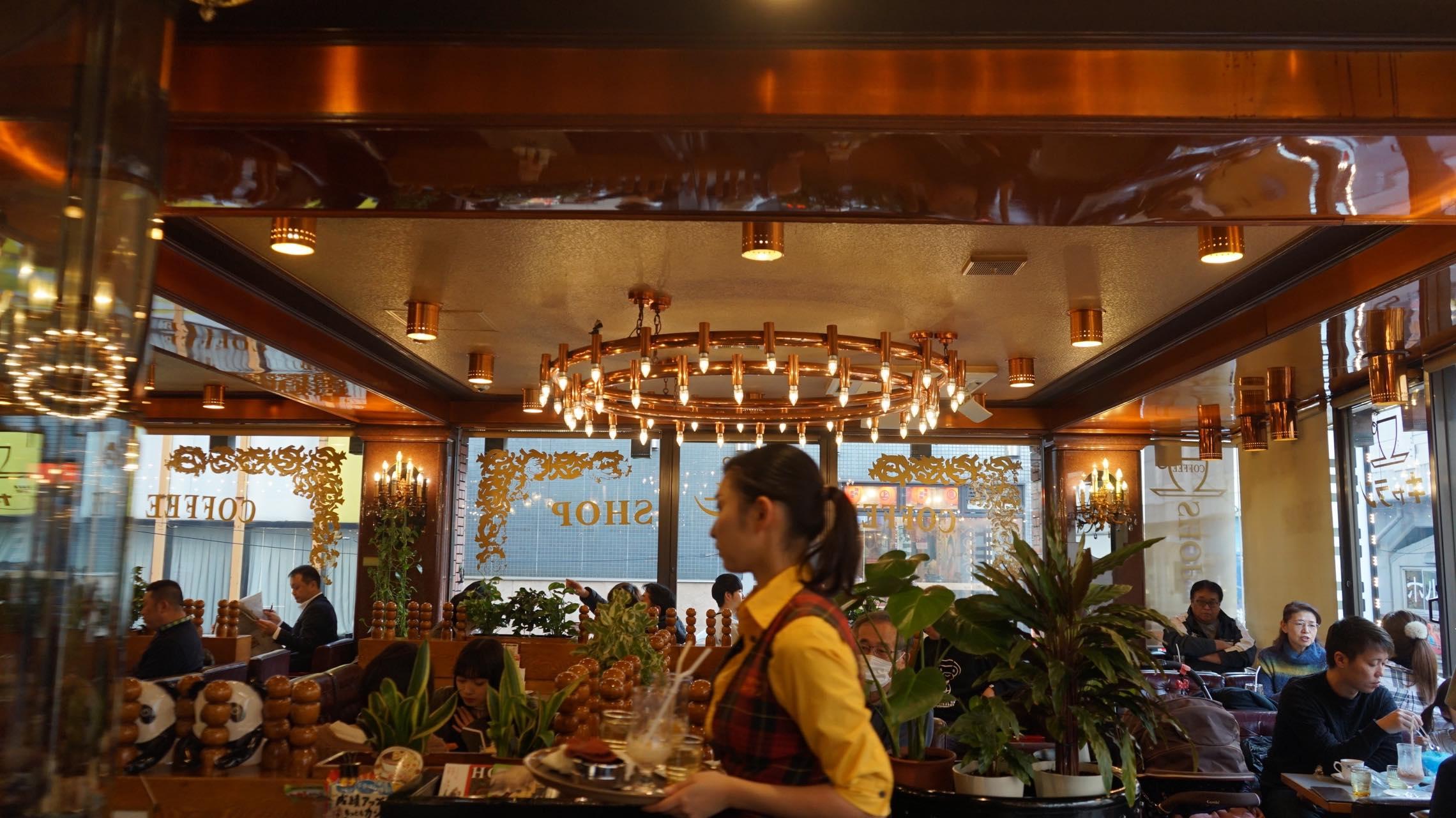 昭和にタイムスリップ。レトロな空気感が残る、東京を代表する純喫茶