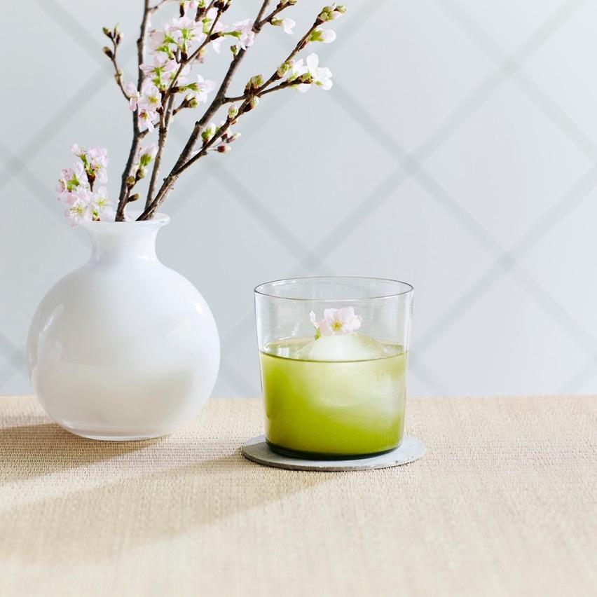 春はもうすぐそこ。老舗茶農園が手がける日本茶サロンが表参道にリ・オープン
