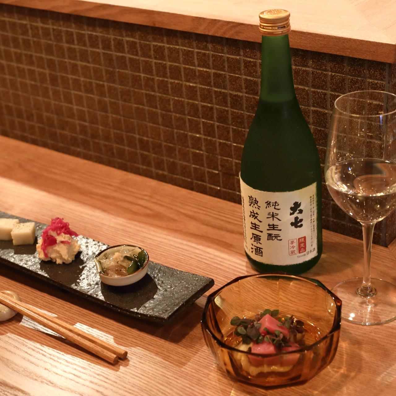 AIが選んだ日本酒と和食を組み合わせたところ、衝撃のハーモニーが訪れた