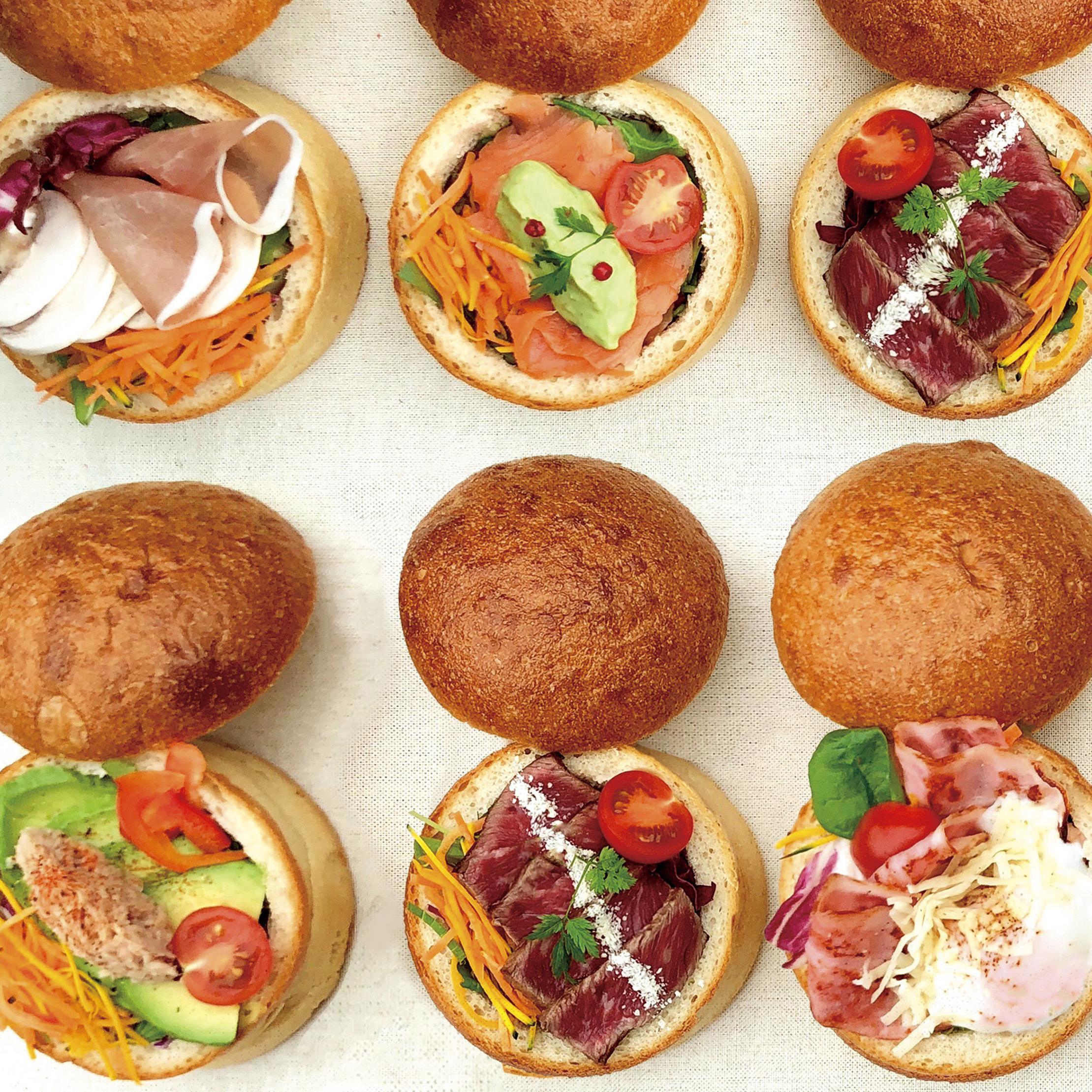 メゾンカイザーが渋谷ヒカリエに新レストランをオープン。ランチのパンビュッフェも