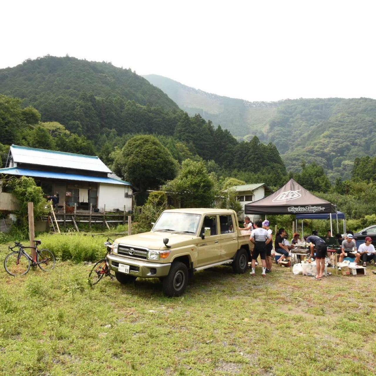 東京近郊。5箇所の、誰も知らない美しいプライベートキャンプ場