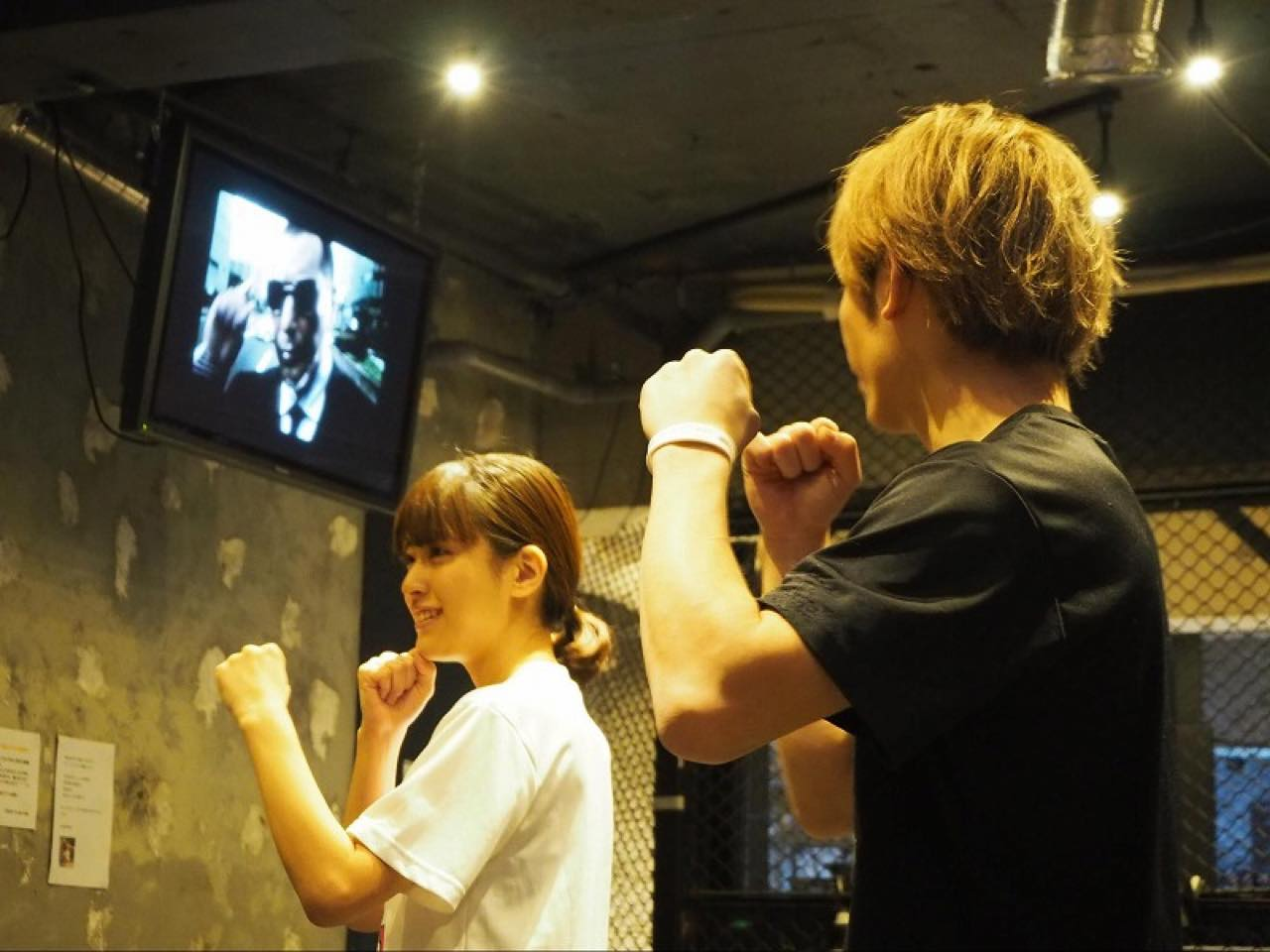 ひと汗かいて即BARで乾杯! 渋谷の「FIGHT CLUB 428」で飛び入り格闘技体験