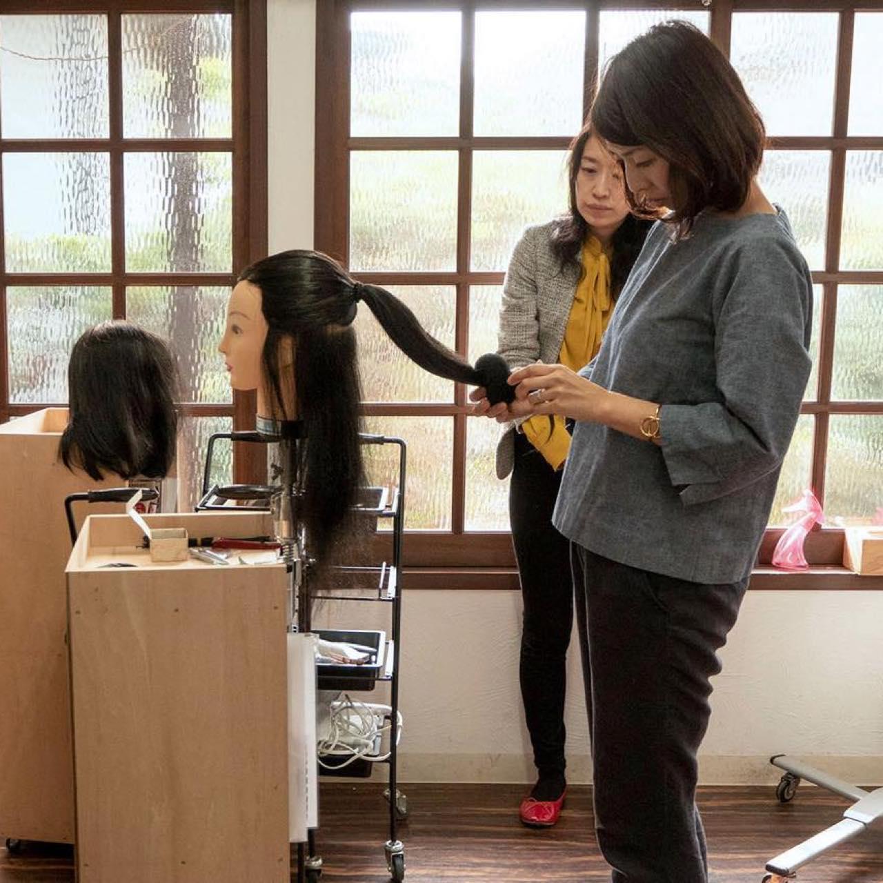 美しい日本髪を自分の手で。「髪結い」のお仕事をやってみた