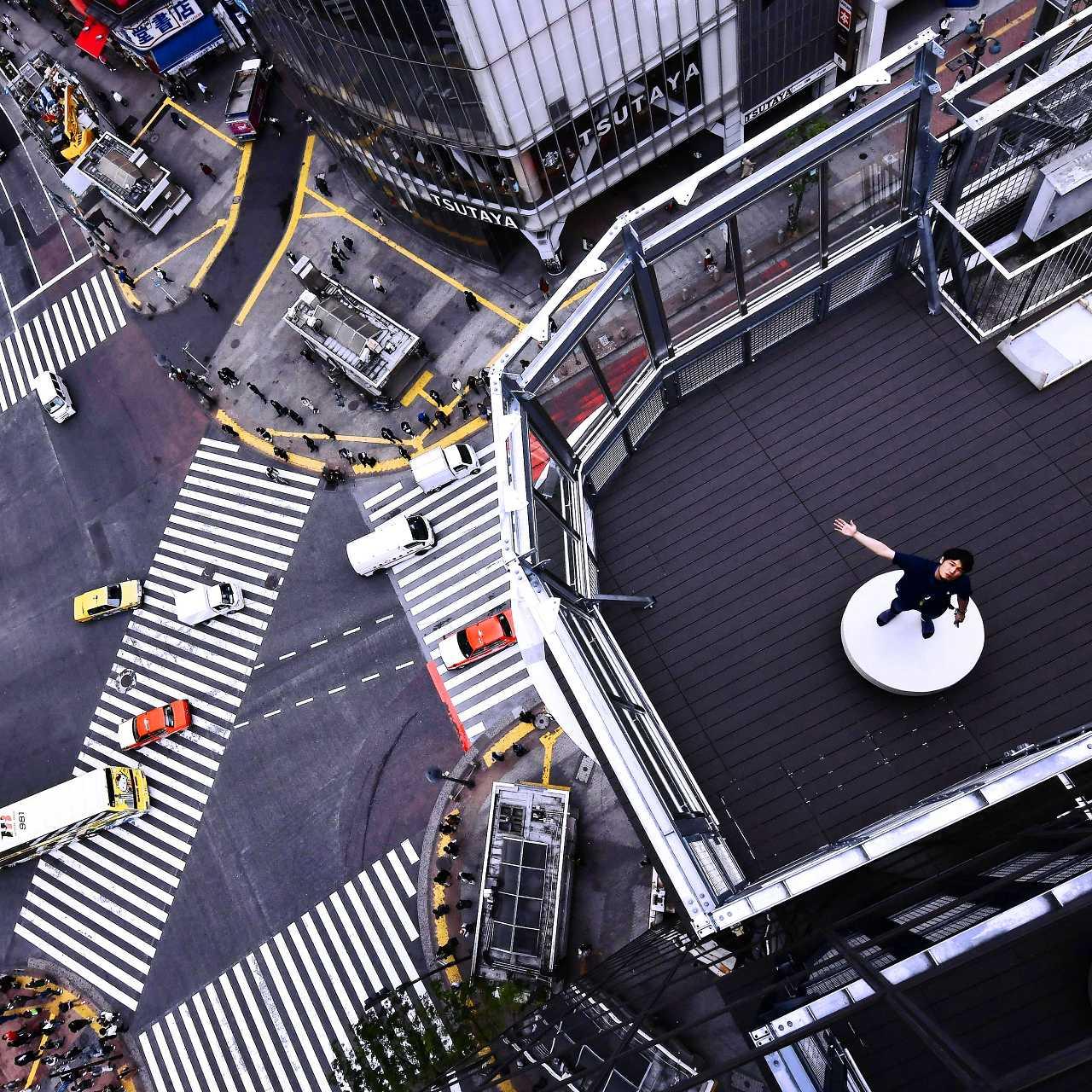 渋谷の雑踏から逃避行。いつもと違う新しい感覚に出会える場所へ