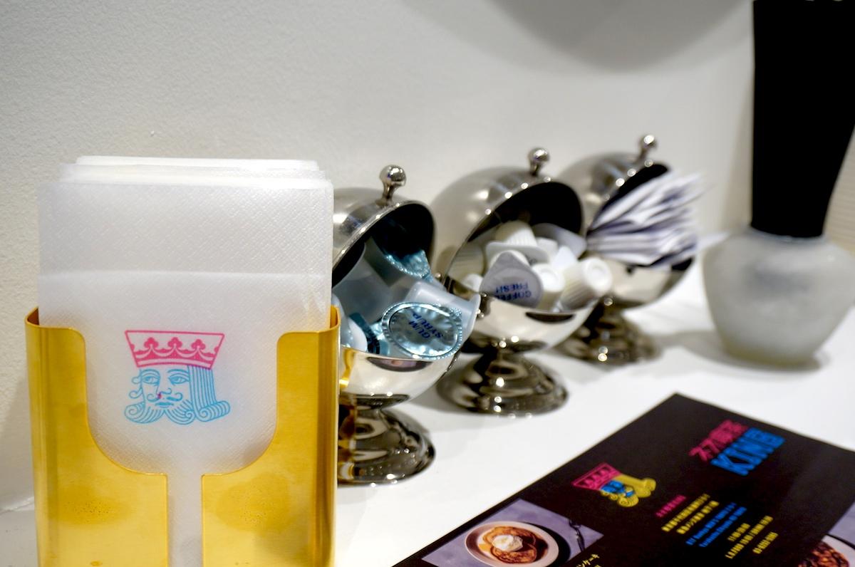 純喫茶へのリスペクト。「ネオ喫茶 KING」は現代の東京そのもの