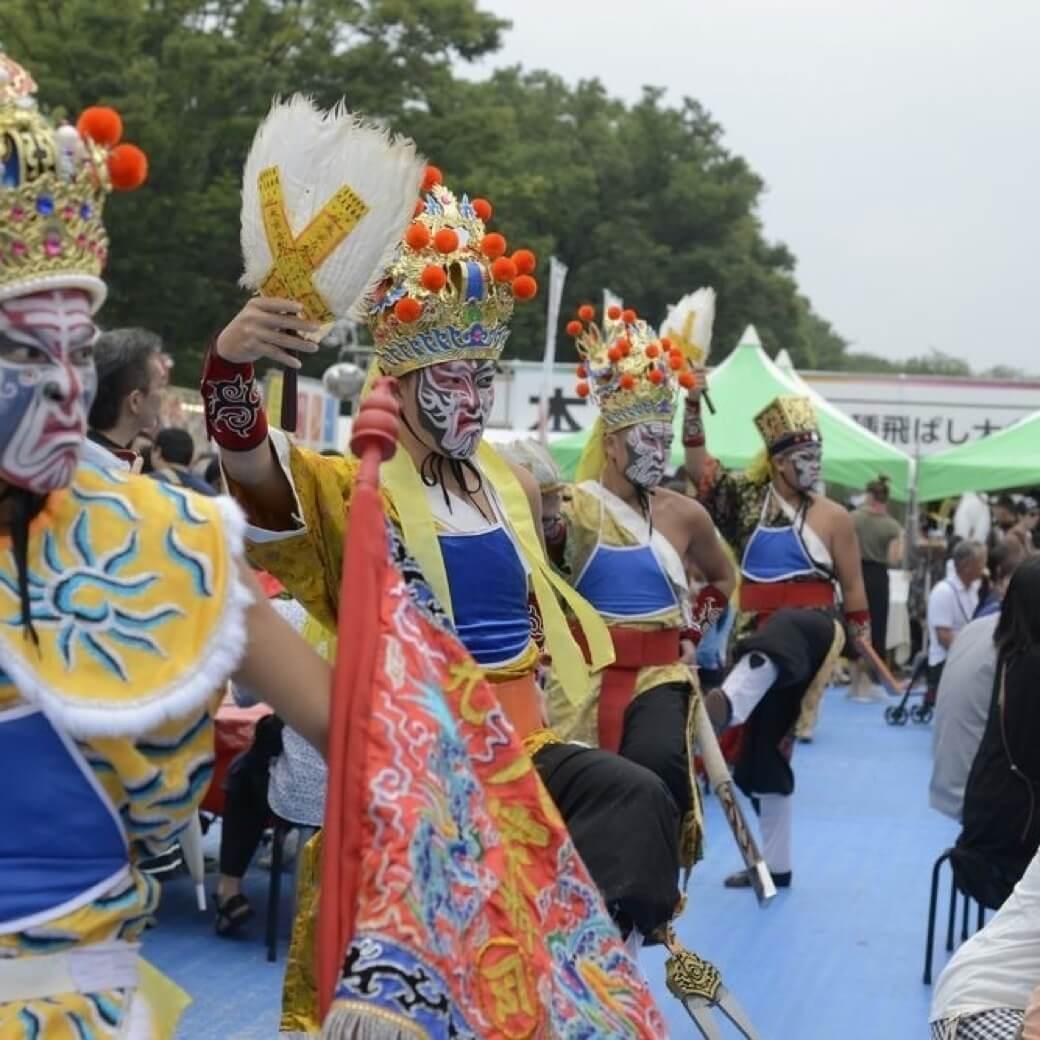 人気の台湾フード×ビール 上野恩賜公園で「台湾フェスティバル™TOKYO2019」開催