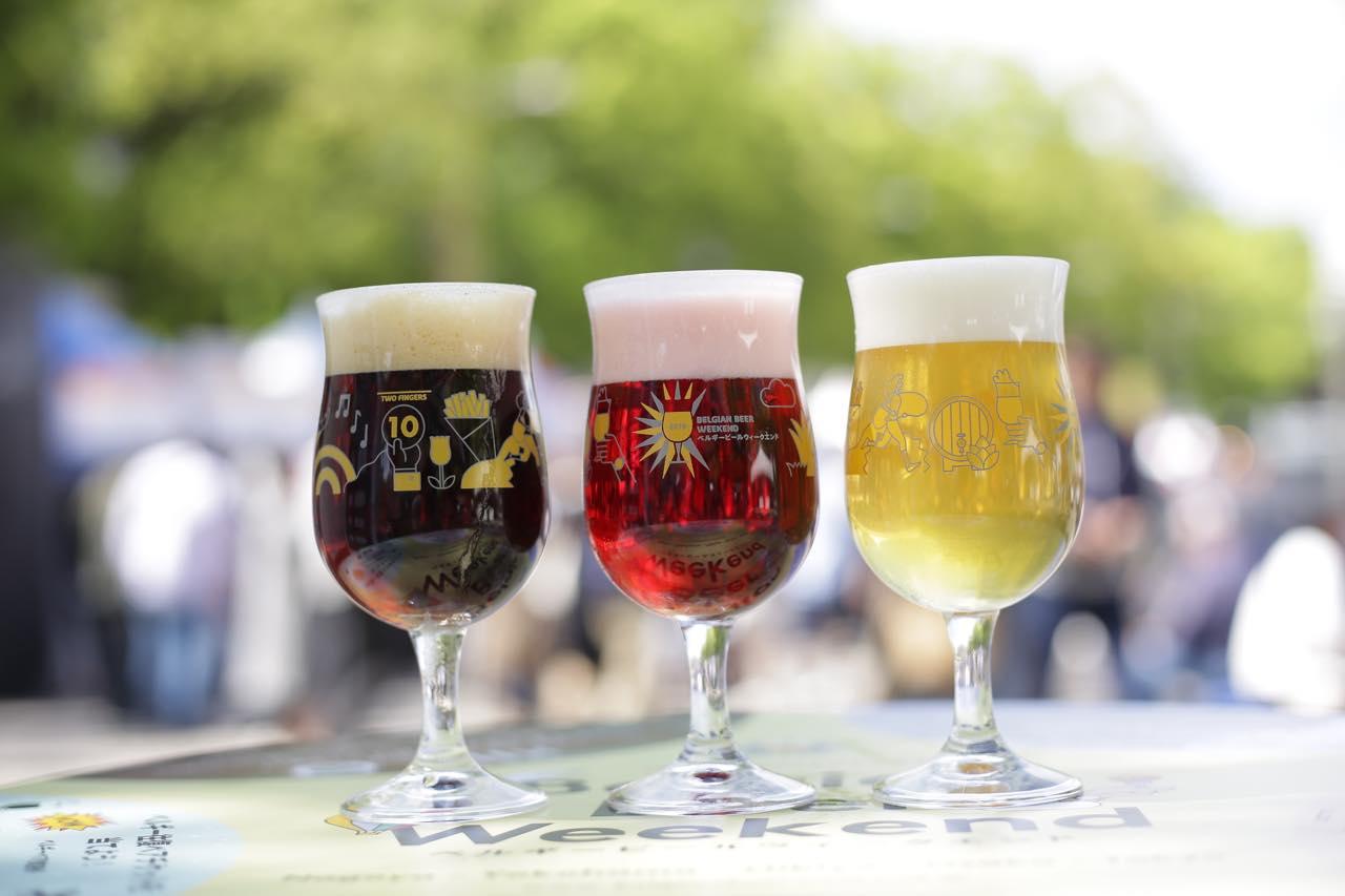 毎回100万人以上を集める「ベルギービールウィークエンド」。日比谷公園では6/27から開催