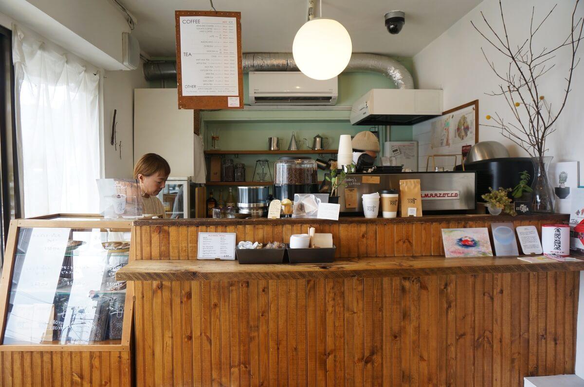 ライブハウスのそばには必ずいいカフェがある。新代田「RR」で小さなハッピーをチャージ