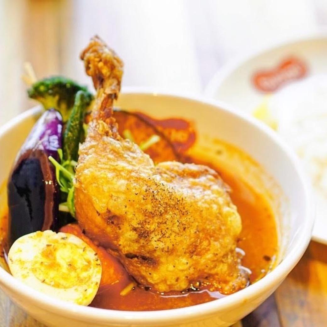 北海道の本格スープカレーを渋谷で。札幌の名店「Suage」が東京初上陸