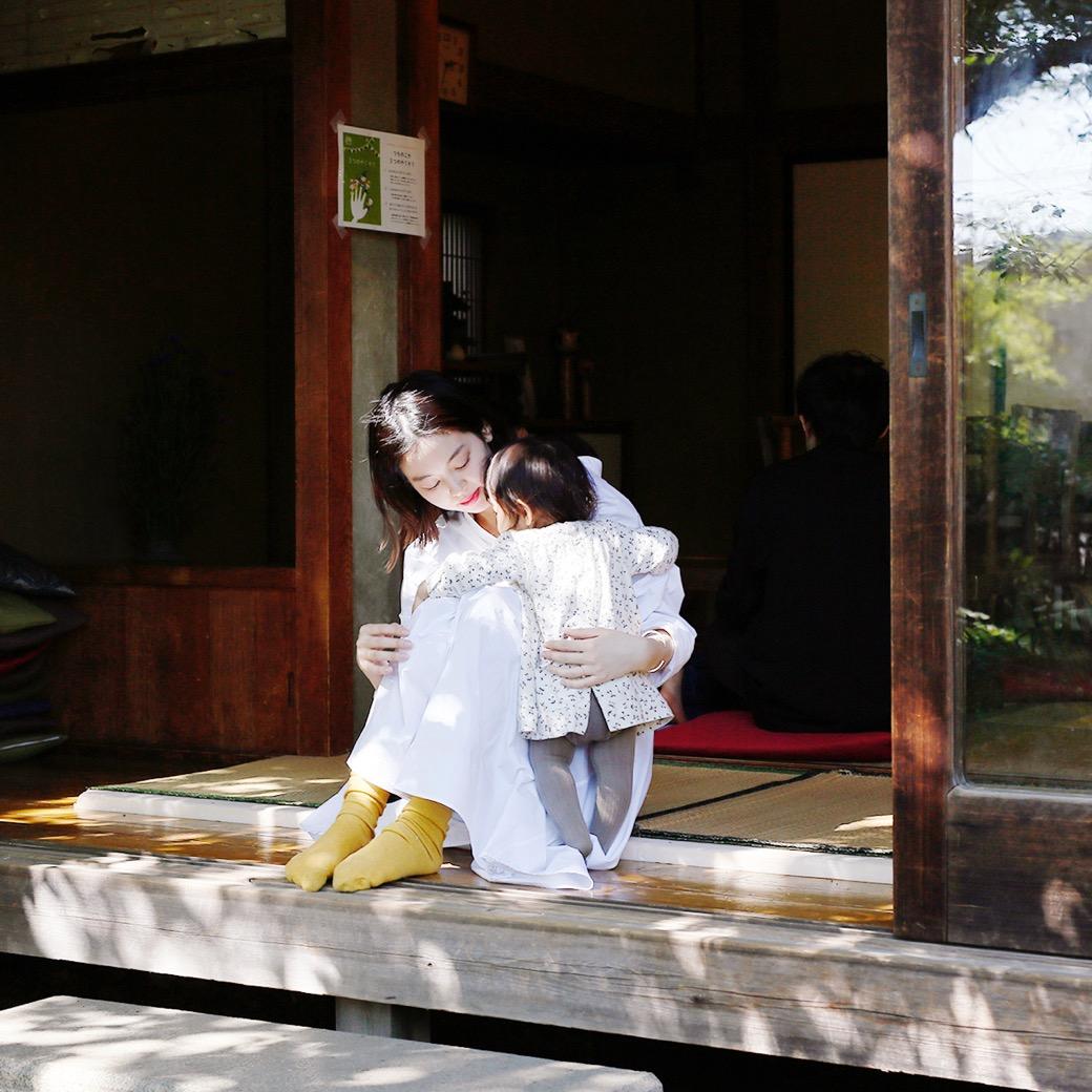 【国立】青柳文子さんも感動! 親子のための古民家「つちのこや」