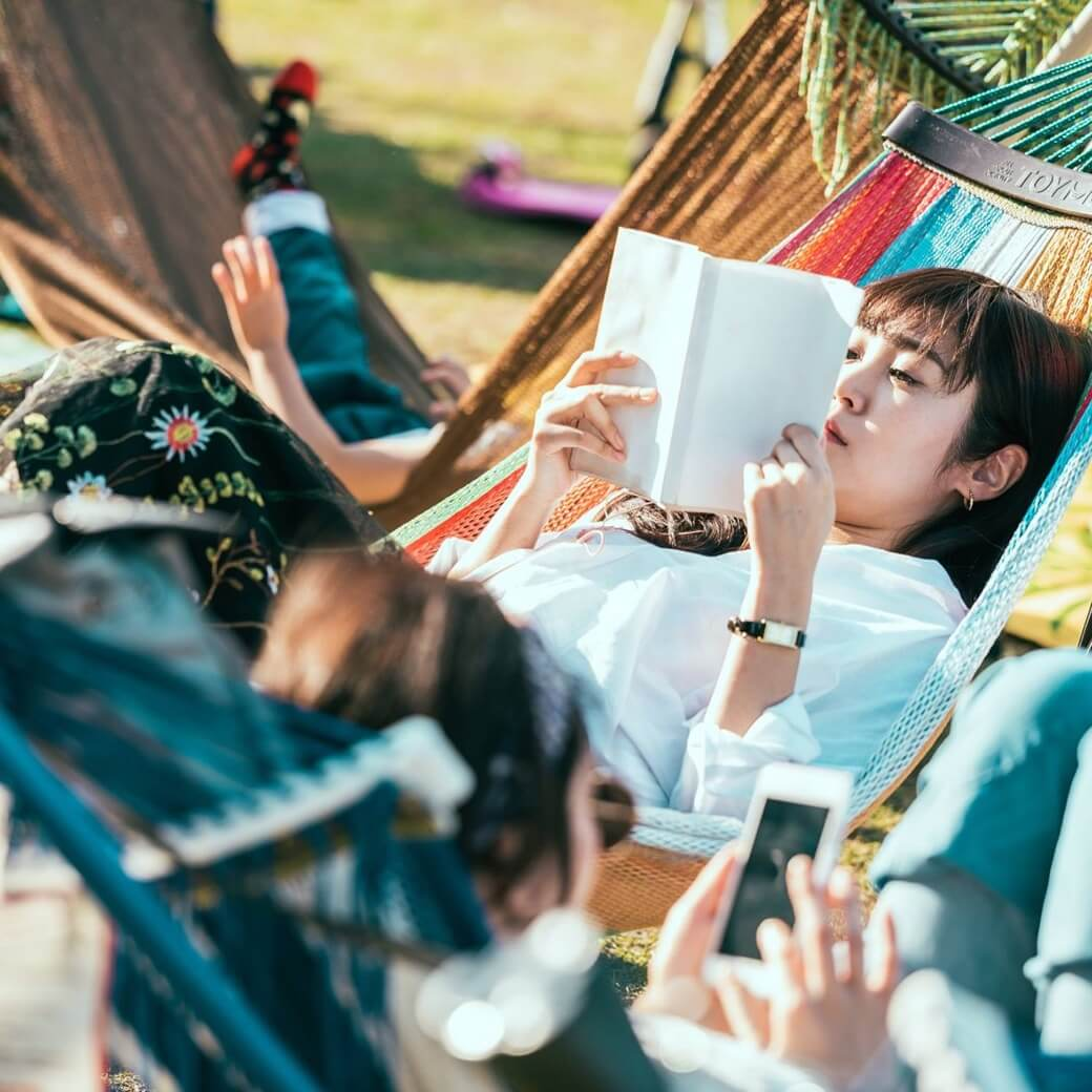 若洲公園キャンプ場で開催する人気アウトドアイベントで癒し体験