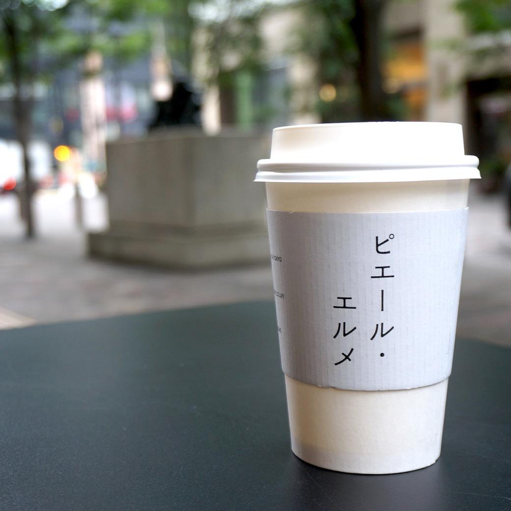 「ピエール・エルメ」を普段使い。丸の内ワーカーが通う一流パティスリーのカフェ