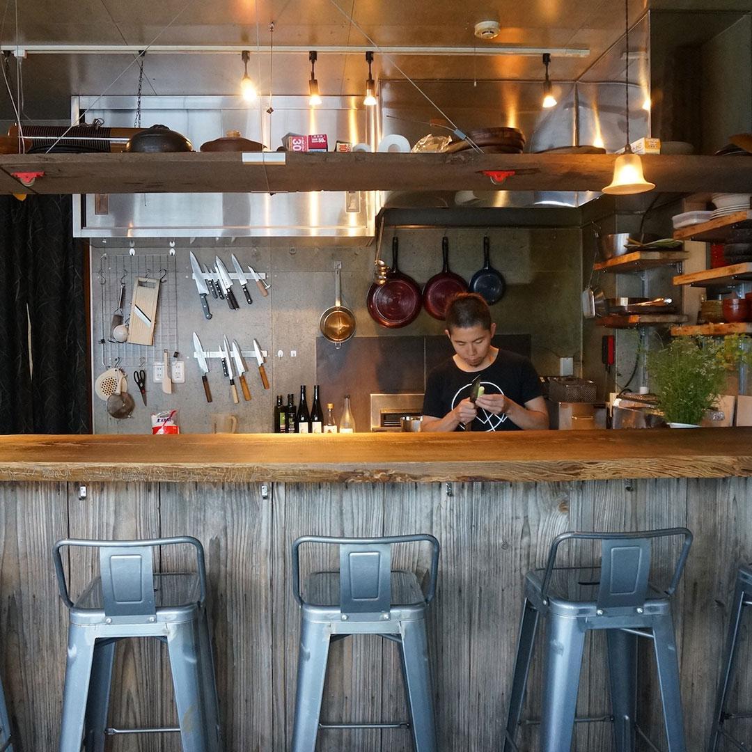 ここにしかない、絶対的価値。「Salmon&Trout」でただ目の前の料理を楽しもう