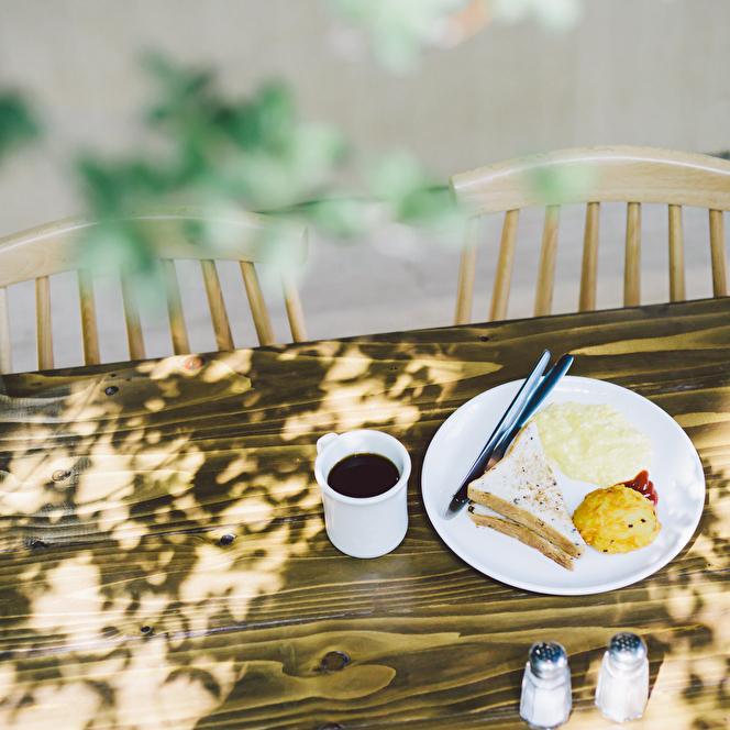 柔らかな陽の光に抱かれる朝。しあわせな1日は『egg』から始まる