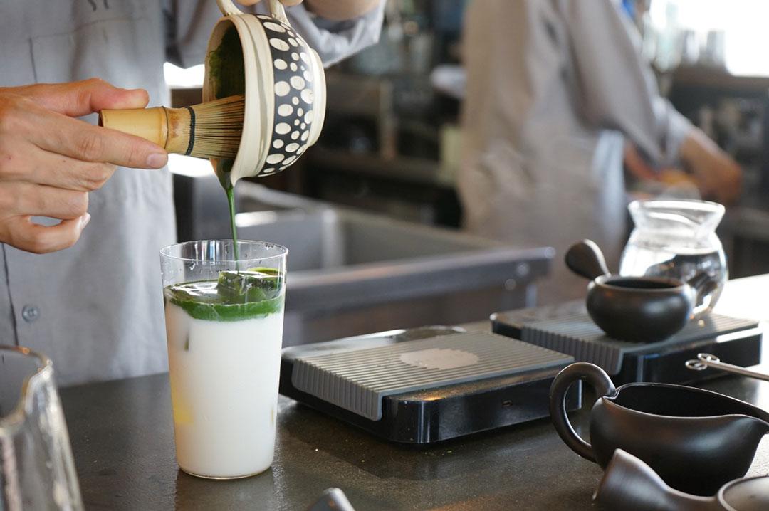 時代に合った日本茶を楽しめるカフェ。西荻窪「Satén japanese tea」