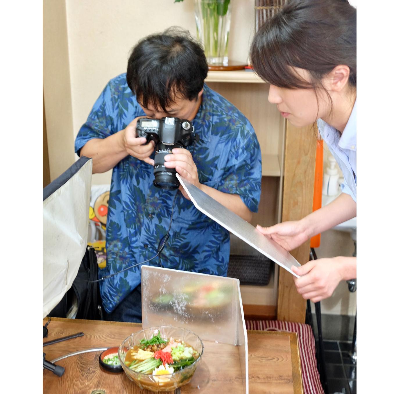 「食べる」を仕事にする生き方。フードジャーナリストに1日弟子入り体験!