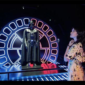 STAR WARS™ Identities: The Exhibition(スターウォーズ アイデンティティーズ)の様子
