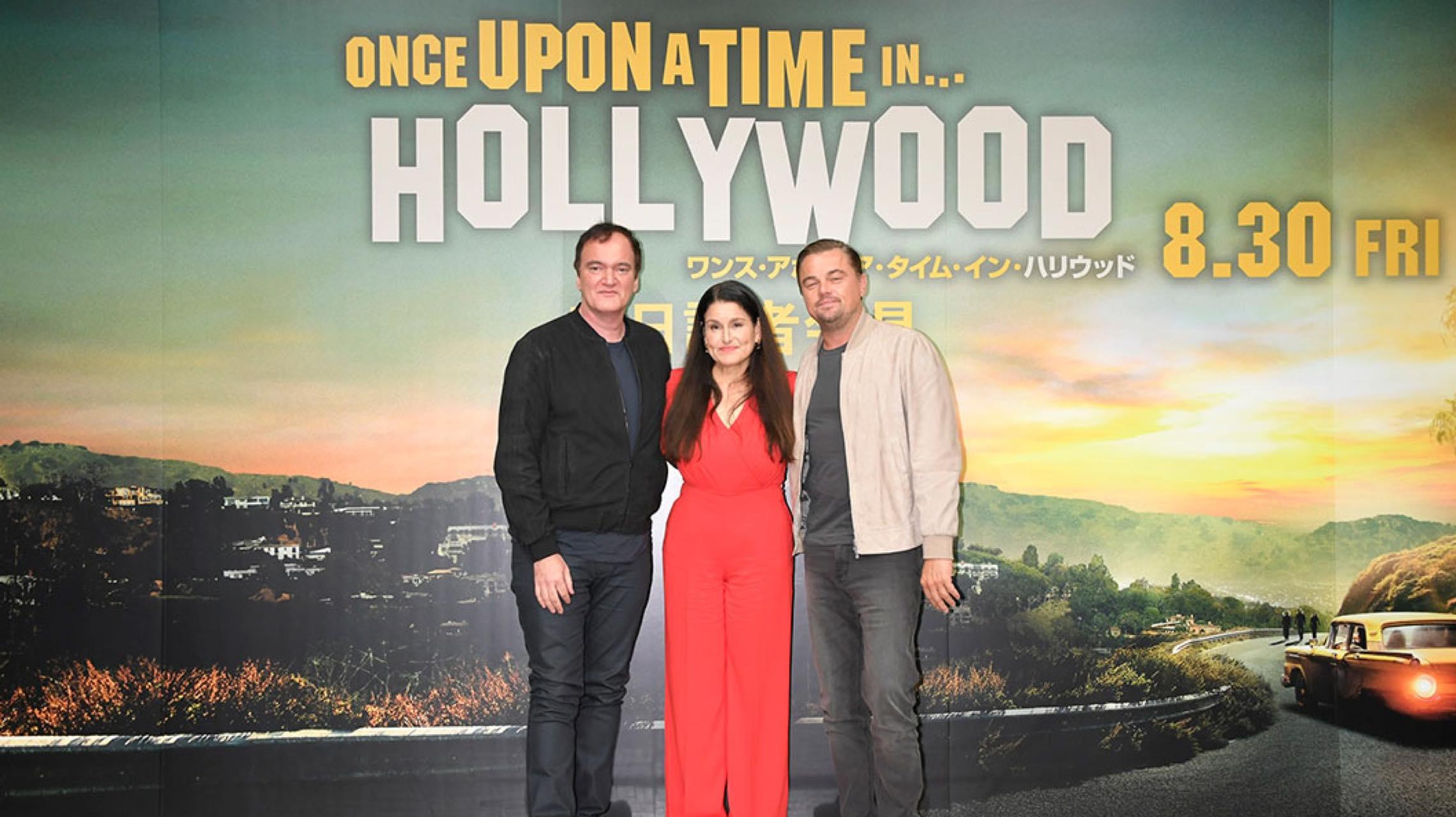 話題作『ワンス・アポン・ア・タイム・イン・ハリウッド』は何がすごいのか? 来日会見レポート