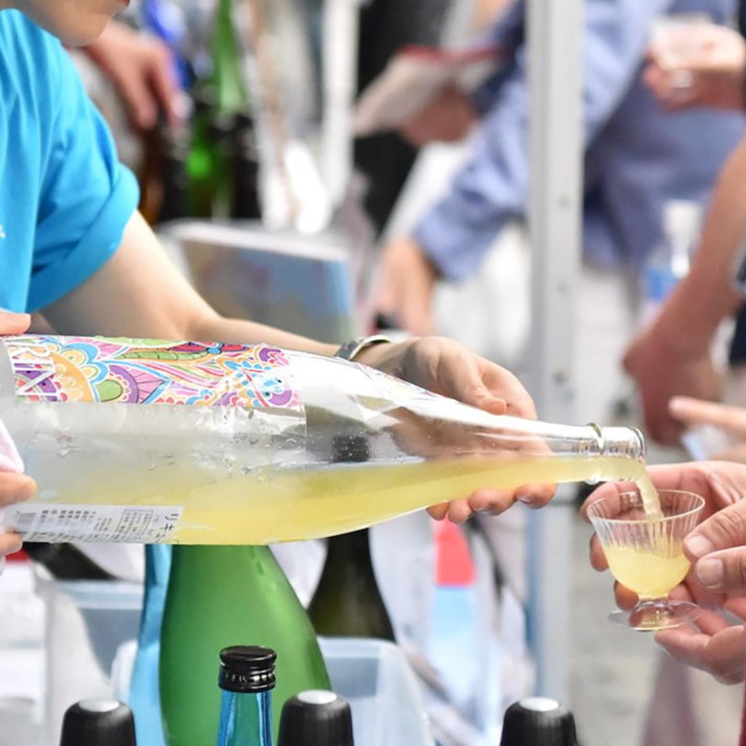 """中目黒で「第14回 和酒フェス」開催。約200種類利き酒に、""""目黒の秋刀魚""""も"""