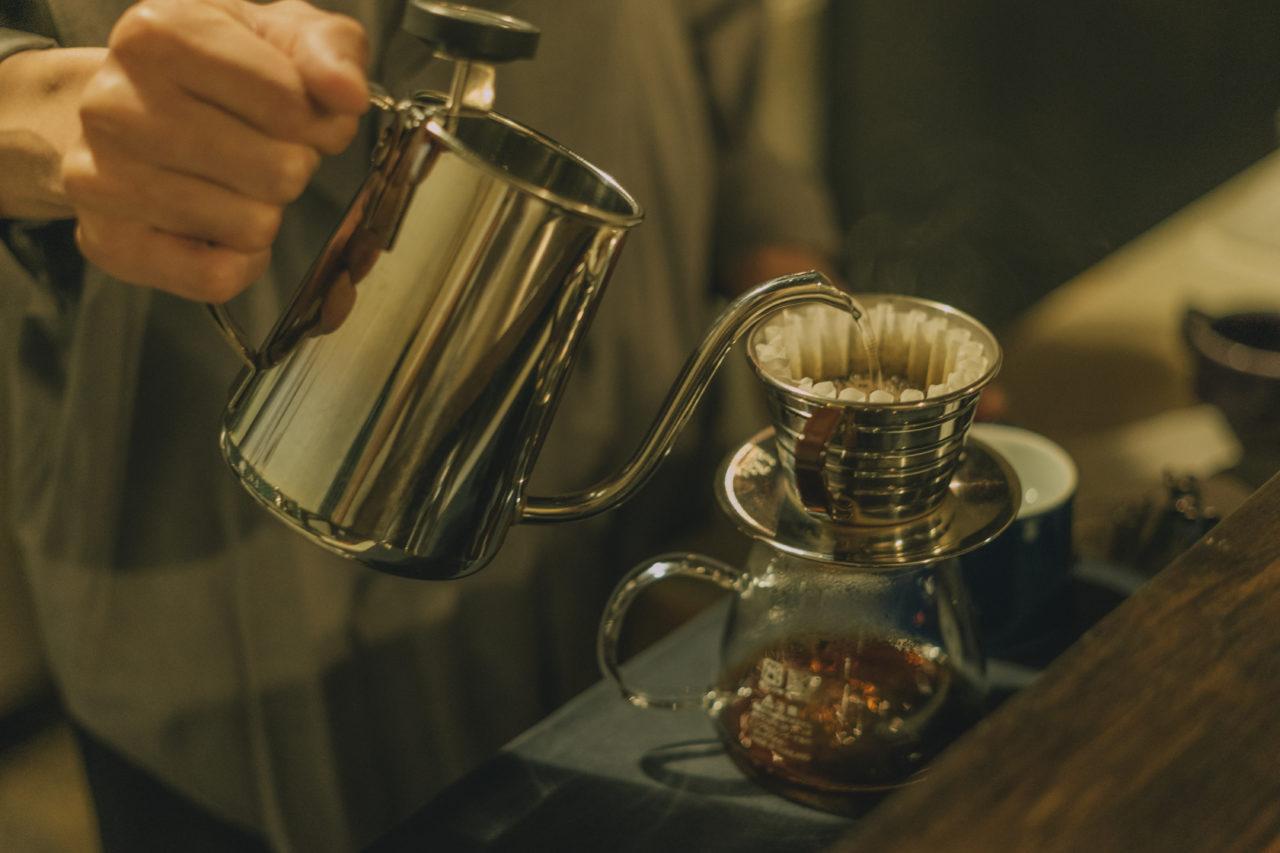 「音楽、コーヒー、甘いもの」。シンプルなカフェ欲を満たす高円寺「CITY」