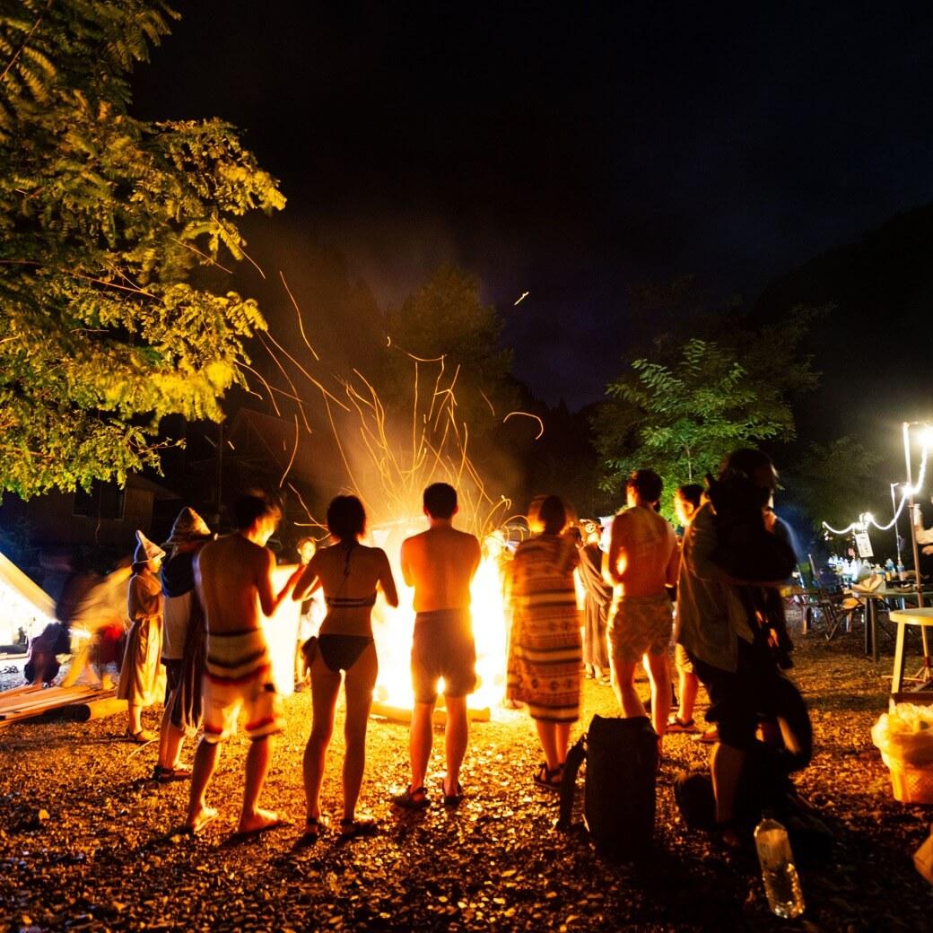 サウナブームは'楽しい方'へ。サウナの新潮流「サウナキャンプフェスティバル」完全レポート