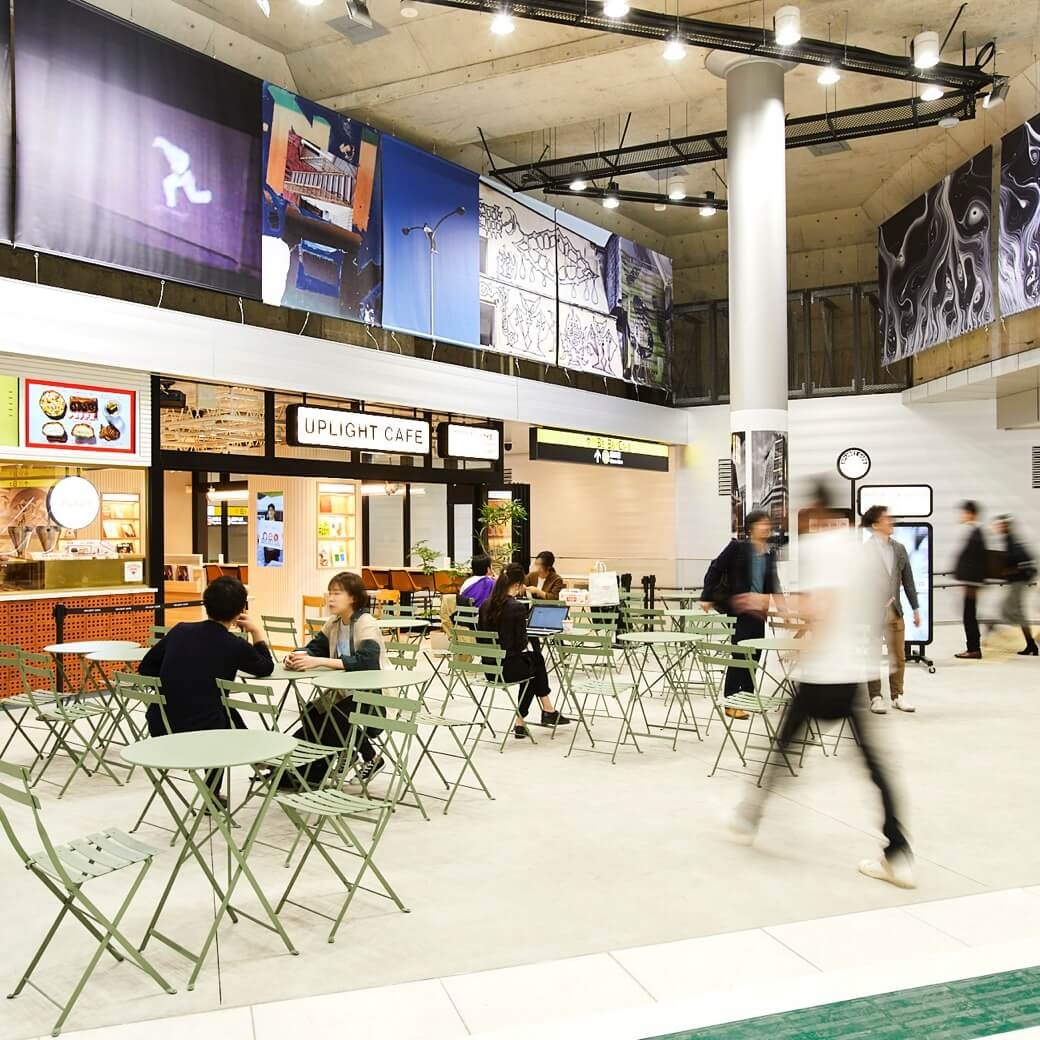 生まれ変わる渋谷の新たな玄関口として「駅東口地下広場」がオープン