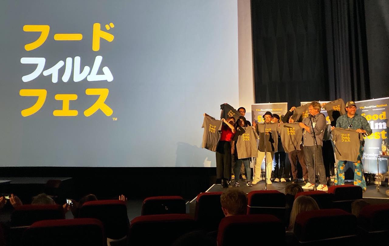 NY発「観て食べる」フードフィルム・フェスティバルが、日本で初開催