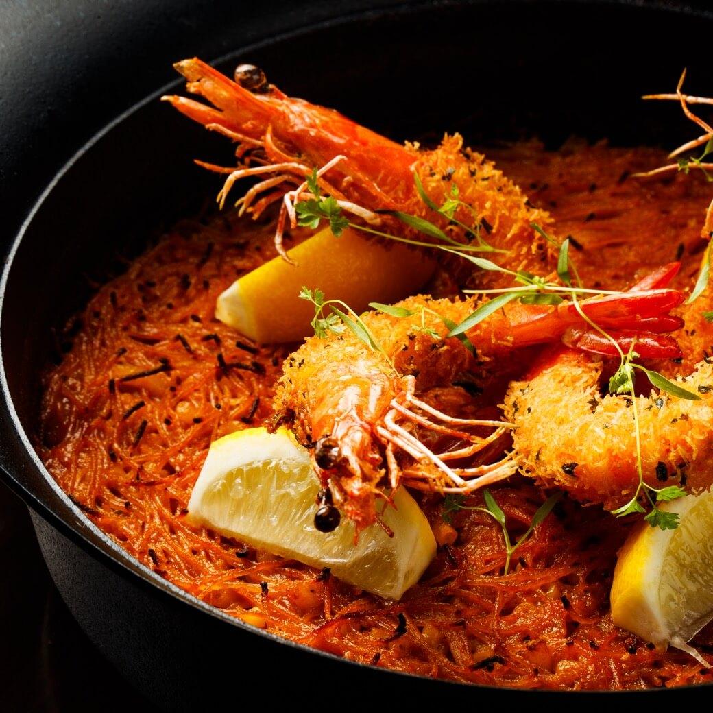 スペインの料理、スイーツ、ワインそしてカルチャーまで。スペイン尽くしの夜を堪能。