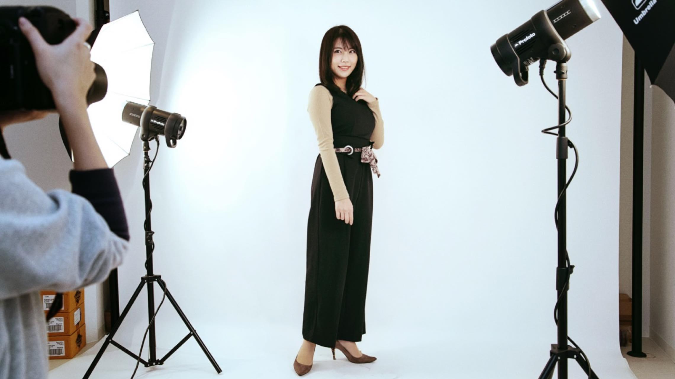週末モデルになってみた-自分を好きになるための副業という新しい選択。