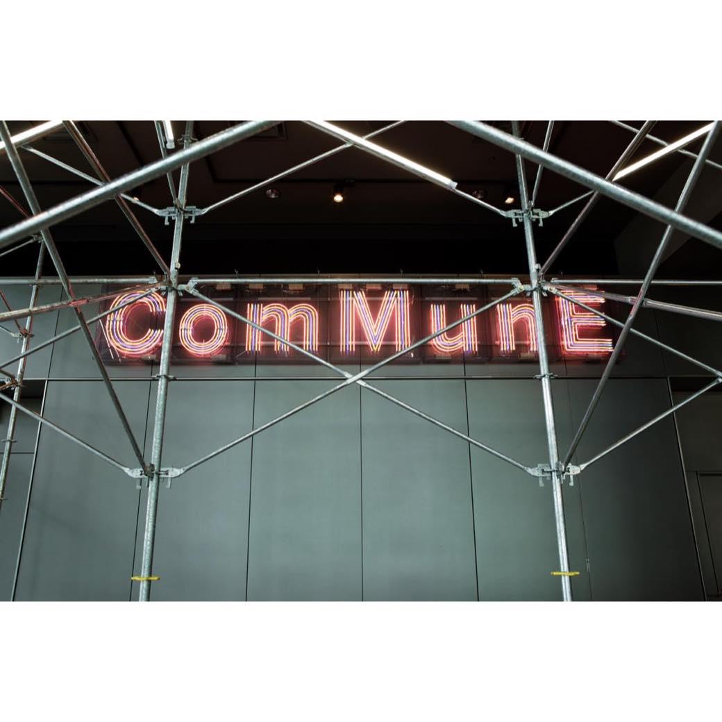 """新生・渋谷PARCO屋上に""""食""""をテーマとする新空間「ComMunE」がオープン"""