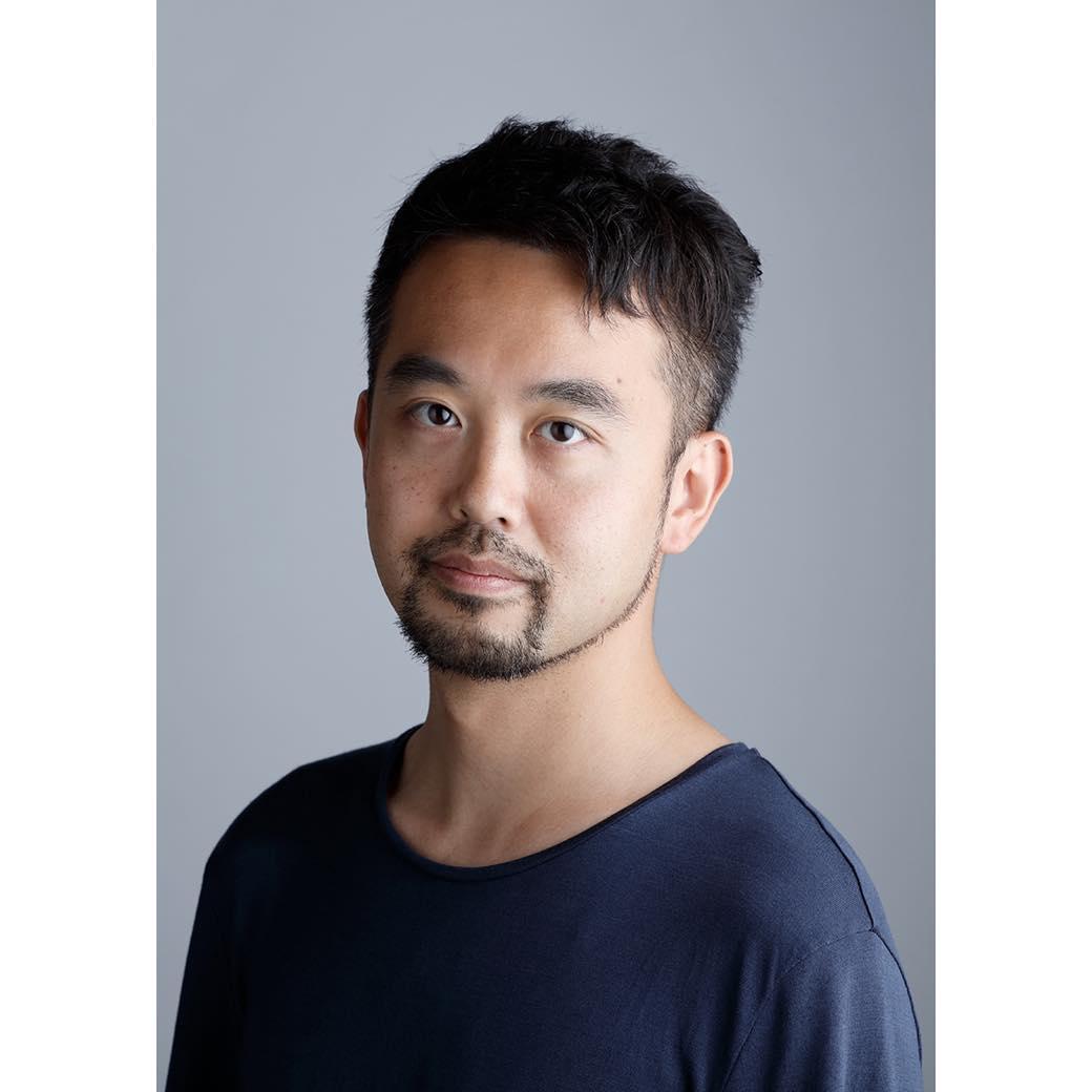 ドミニク・チェン(撮影:望月 孝)