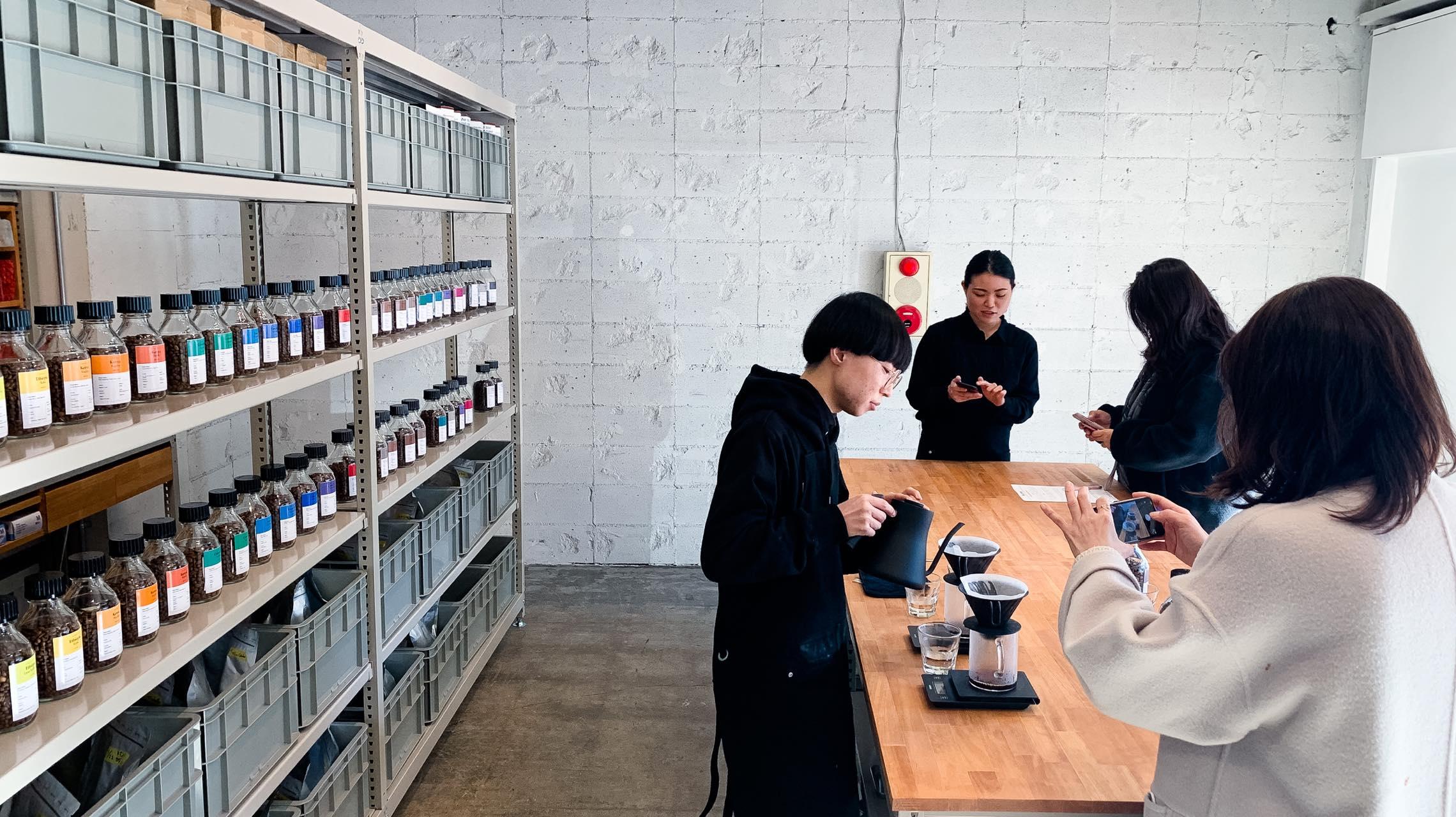 もっと自分好みのコーヒーを。定額サービス「PostCoffee」が体験型ショップを開設