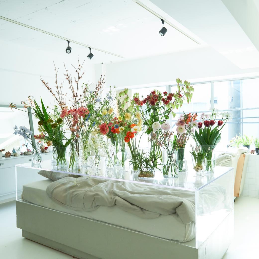 edenworksが提案する「特別でない日常に寄り添う花の美しさ」