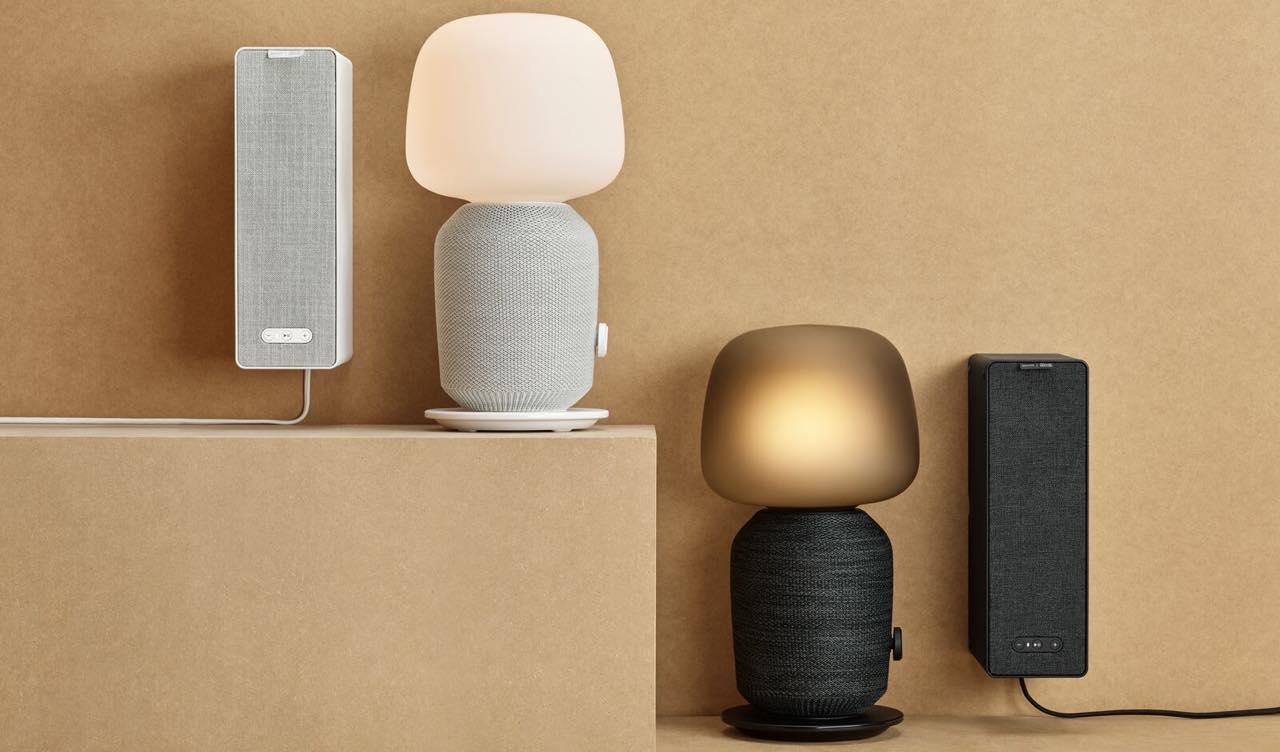 温かな光と音で、瞬時にチルな空間へ。Sonos×イケアによるスピーカーランプが登場