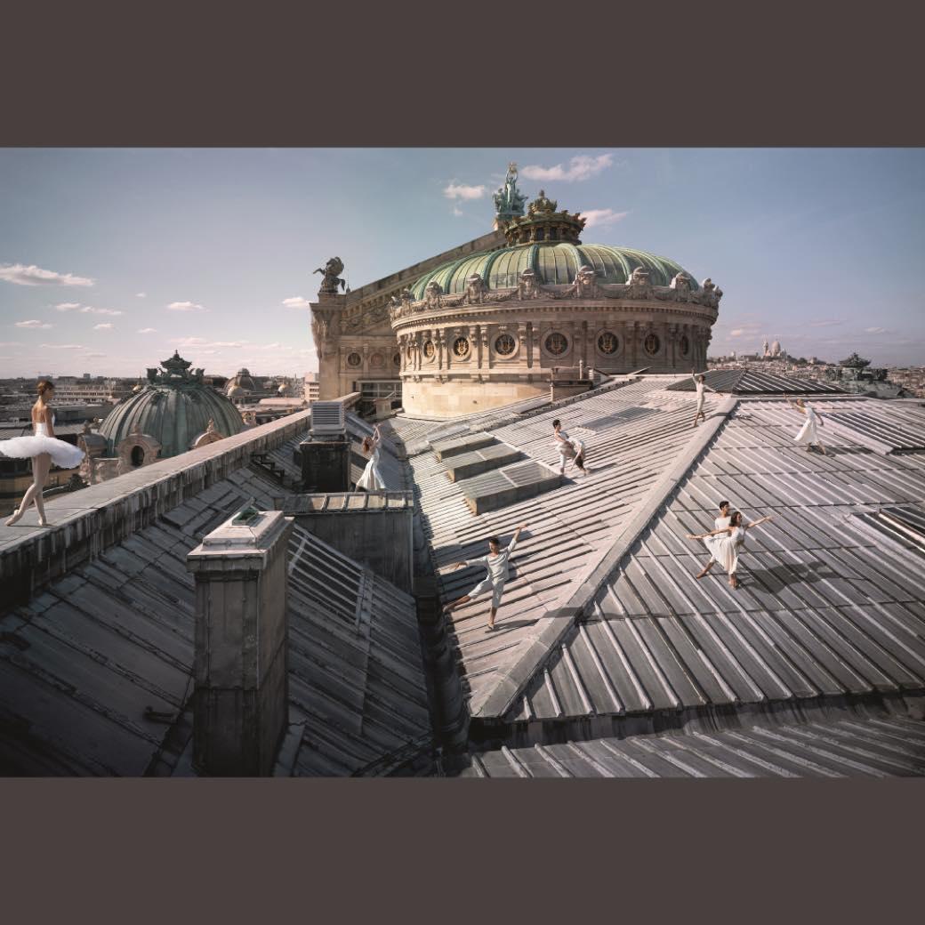 異色のドキュメンタリー写真展開催。パリ・オペラ座のバレエダンサーに迫る