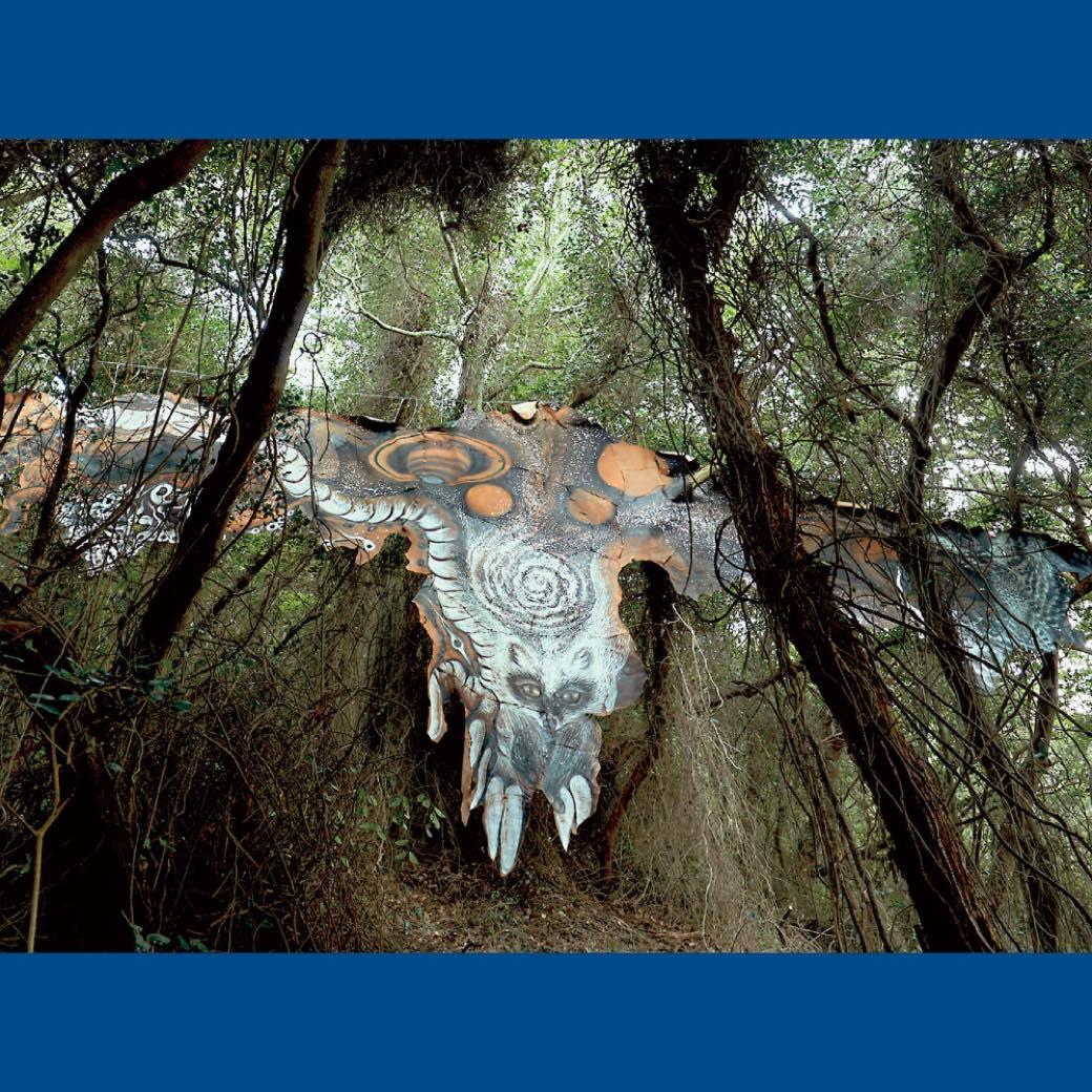 アーティゾン美術館で「野性」を感じる。現代美術家・鴻池朋子の個展開催