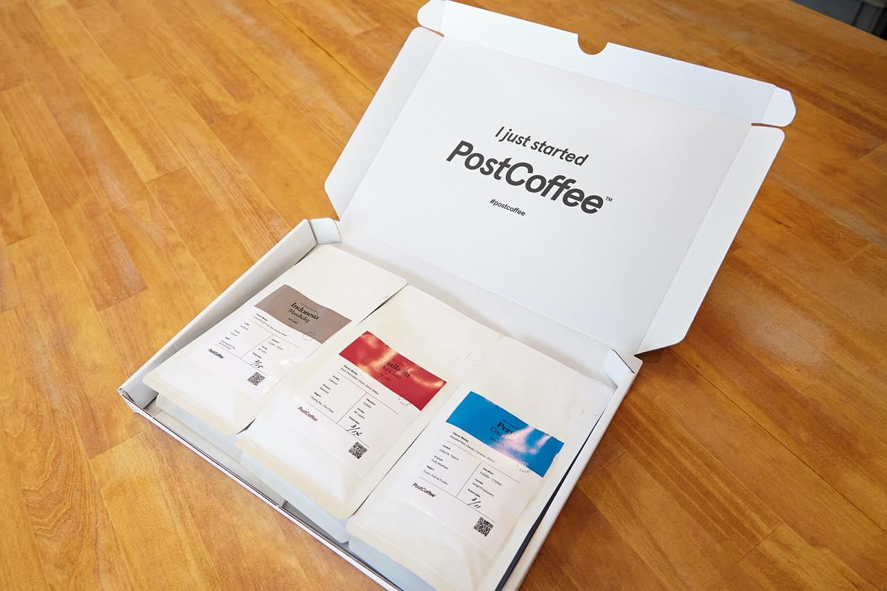 「おいしいコーヒーとともに、ワンランク上の自分へ」PostCoffeeが提案する理想のライフスタイル