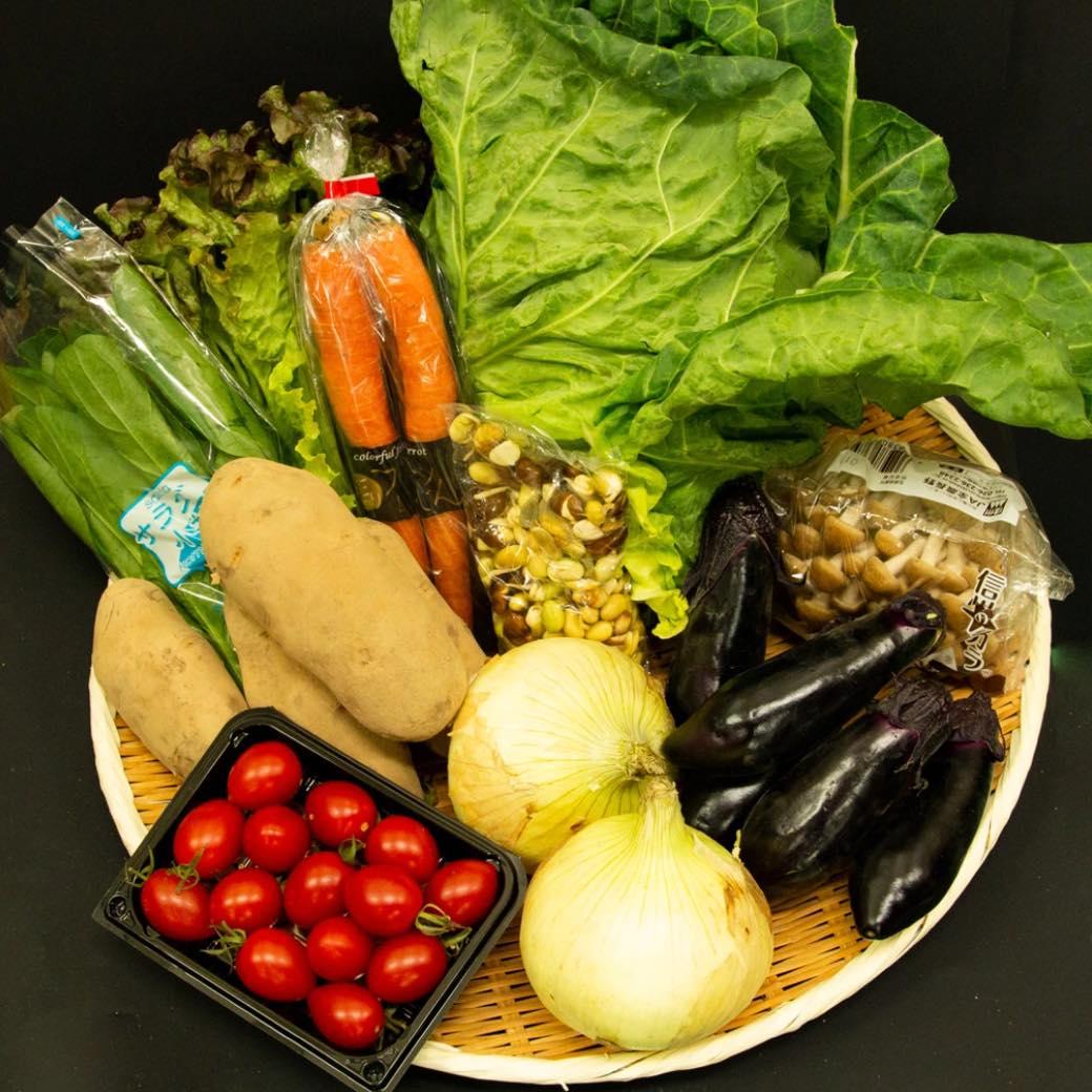週末は贅沢な料理を楽しもう。うおポチマルシェで新鮮食材をお取り寄せ