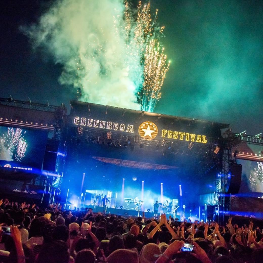 9月に延期決定。GREENROOM FESTIVALの最新ラインナップをチェック