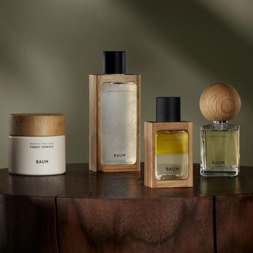 資源を化粧品で循環させる。樹木との共生を目指した「資生堂」の新ブランド「BAUM」